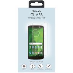 Selencia Gehard Glas Screenprotector Motorola Moto G6
