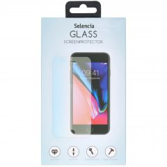 Selencia Gehard Glas Screenprotector Motorola Moto G9 Plus