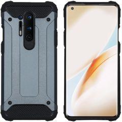 iMoshion Rugged Xtreme Backcover OnePlus 8 Pro - Donkerblauw