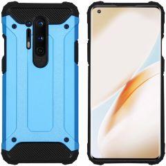 iMoshion Rugged Xtreme Backcover OnePlus 8 Pro - Lichtblauw