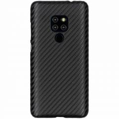 Carbon Hardcase Backcover Huawei Mate 20