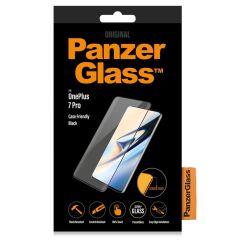 PanzerGlass Case Friendly Screenprotector OnePlus 7 Pro / 7T Pro - Zwart