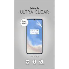 Selencia Duo Pack Ultra Clear Screenprotector OnePlus 7T