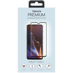 Selencia Gehard Glas Premium Screenprotector OnePlus 6T / OnePlus 7