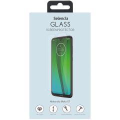 Selencia Gehard Glas Screenprotector Motorola Moto G7 / G7 Plus