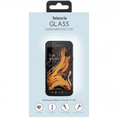 Selencia Gehard Glas Screenprotector Samsung Galaxy Xcover 4 / 4S