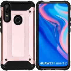 iMoshion Rugged Xtreme Backcover Huawei P Smart Z - Rosé Goud