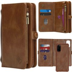 iMoshion 2-in-1 Wallet Booktype Samsung Galaxy S20 - Bruin