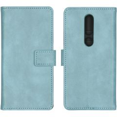 iMoshion Luxe Booktype Nokia 4.2 - Lichtblauw
