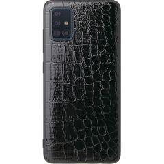 Hardcase Backcover Samsung Galaxy A51 - Krokodil