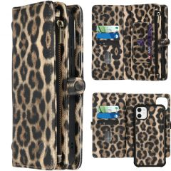 iMoshion 2-in-1 Wallet Booktype iPhone 11 - Leopard