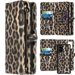 iMoshion 2-in-1 Wallet Booktype Samsung Galaxy S20 Plus - Leopard