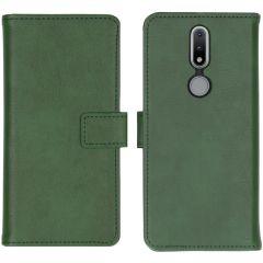 iMoshion Luxe Booktype Nokia 2.4 - Groen