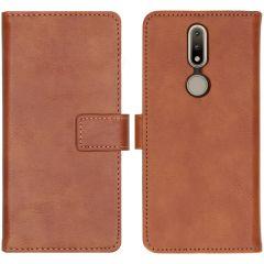 iMoshion Luxe Booktype Nokia 2.4 - Bruin