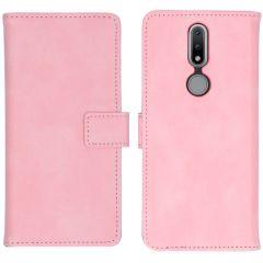 iMoshion Luxe Booktype Nokia 2.4 - Roze