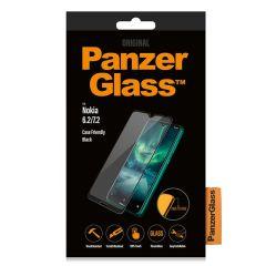 PanzerGlass Case Friendly Screenprotector Nokia 6.2 / Nokia 7.2 - Zwart