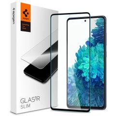 Spigen GLAStR Screenprotector Samsung Galaxy S20 FE - Zwart