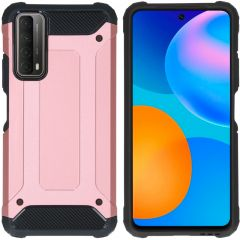 iMoshion Rugged Xtreme Backcover Huawei P Smart (2021) - Rosé Goud