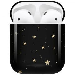 iMoshion Design Hardcover Case AirPods - Stars Gold