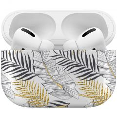 iMoshion Design Hardcover Case AirPods Pro - Glamour Botanic