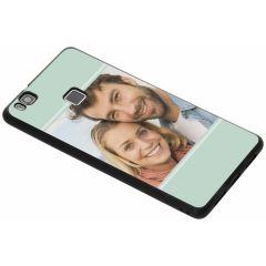 Ontwerp je eigen Huawei P9 Lite gel hoesje - Zwart