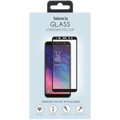 Selencia Gehard glas screenprotector Samsung Galaxy A6 Plus (2018)