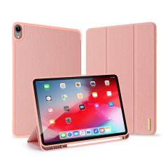 Dux Ducis Domo Bookcase iPad Air (2020) - Rosé Goud