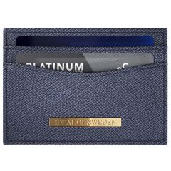 iDeal of Sweden Fashion Card Holder - Blauw
