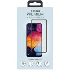 Selencia Gehard Glas Premium Screenprotector Samsung Galaxy A51