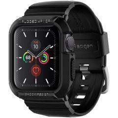Spigen Rugged Armor™ Pro Case Apple Watch 40 mm - Zwart