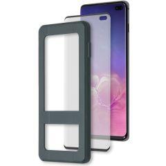 Accezz Glass Screenprotector + Applicator Samsung Galaxy S10 Plus