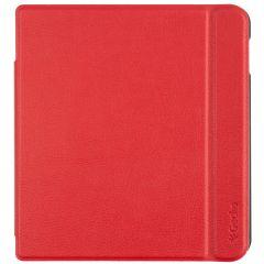 Gecko Covers Slimfit Bookcase Kobo Libra H2O - Rood