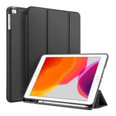 Accezz Smart Silicone Bookcase iPad 10.2 (2019 / 2020 / 2021) - Zwart