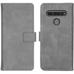 iMoshion Luxe Booktype LG K61