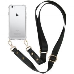 iMoshion Backcover met strap iPhone 6 / 6s - Transparant