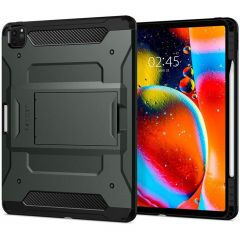 Spigen Tough Armor Tech Backcover iPad Pro 12.9 (2020)