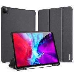 Dux Ducis Domo Bookcase iPad Pro 12.9 (2020) - Zwart