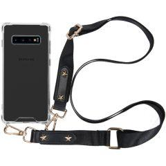iMoshion Backcover met strap Samsung Galaxy S10 Plus - Transparant