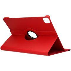 iMoshion 360° draaibare Bookcase iPad Pro 12.9 (2020) - Rood