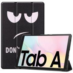 iMoshion Design Trifold Bookcase Galaxy Tab A7