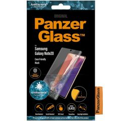 PanzerGlass Anti-Bacterial Case Friendly Screenprotector Galaxy Note 20