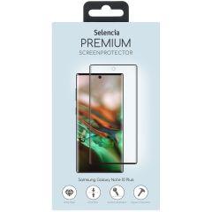 Selencia Gehard Glas Premium Screenprotector Galaxy Note 10 Plus