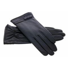 iMoshion Echt lederen touchscreen handschoenen - Maat L