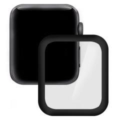 Screenprotector Apple Watch 40 mm - Zwart
