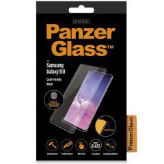 PanzerGlass Fingerprint Case Friendly Screenprotector Samsung Galaxy S10