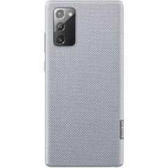 Samsung Kvadrat Backcover Galaxy Note 20 - Grijs