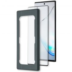 Accezz Glass Screenprotector + Applicator Galaxy Note 10 Plus