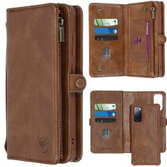 iMoshion 2-in-1 Wallet Booktype Samsung Galaxy S20 FE - Bruin