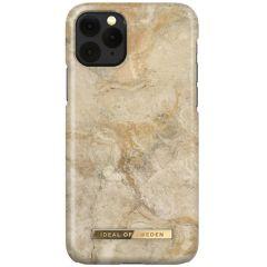 iDeal of Sweden Fashion Backcover iPhone 11 Pro - Sandstorm Marble