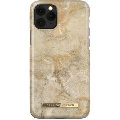iDeal of Sweden Fashion Backcover iPhone 11 - Sandstorm Marble